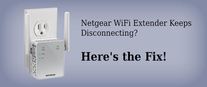 Netgear Extender