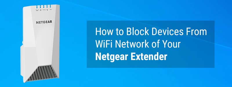 Block Devices From WiFi